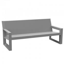 Canapé Vondom Frame acier avec coussins
