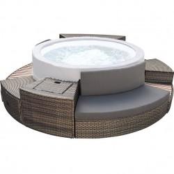 Furniture Kit 5 modules for Spa Vita Premium 160 NetSpa