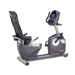 Spirit XBR25 Fitness semi-recumbent bike