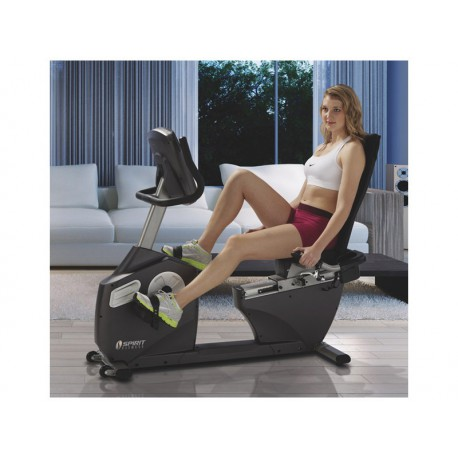 Semi-recumbent bike Spirit Fitness XBR95
