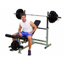 Combined bench multi-function Body-Solid GDIB46L