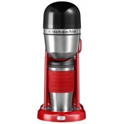 Red individual coffee empire 5KCM0402EER KITCHENAID