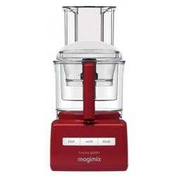 Multifuncionais de Magimix Premium XL vermelho robô culinária 18703 5200
