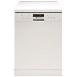 Dishwasher DFH13117W BRANDT