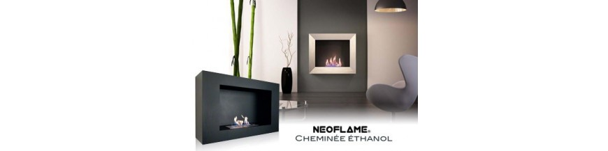 Fireplaces and stoves bio-ethanol